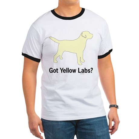 Got Yellow Labs II Ringer T