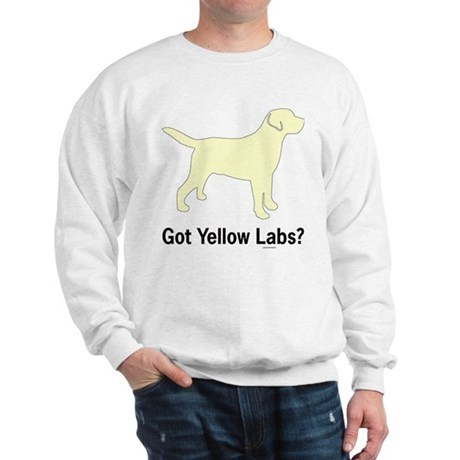 Got Yellow Labs II Sweatshirt