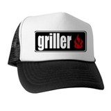 Flame Griller Trucker Hat