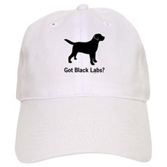 Got Black Labs II Cap