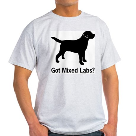 Got Mixed Labs II Ash Grey T-Shirt