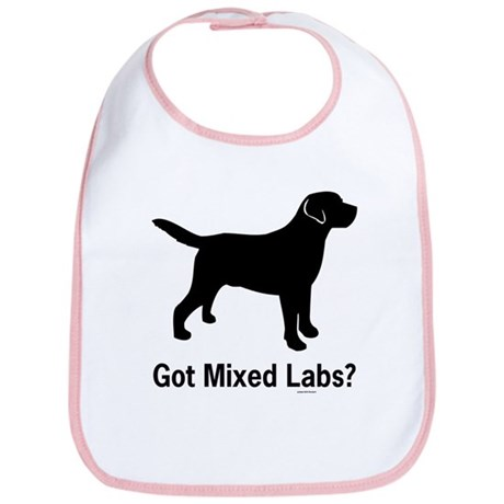 Got Mixed Labs II Bib