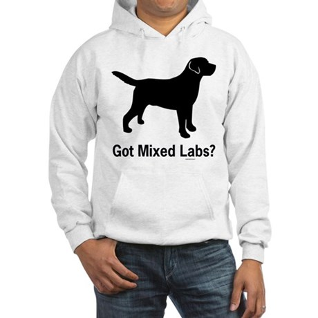 Got Mixed Labs II Hooded Sweatshirt