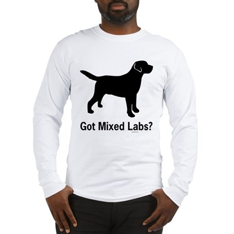 Got Mixed Labs II Long Sleeve T-Shirt