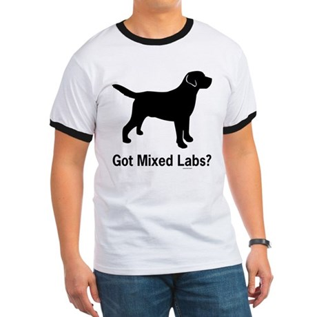 Got Mixed Labs II Ringer T
