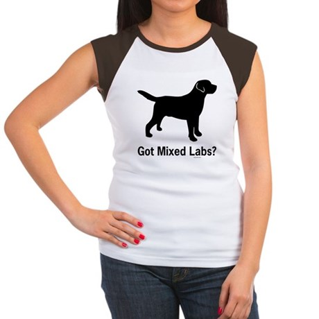 Got Mixed Labs II Women's Cap Sleeve T-Shirt