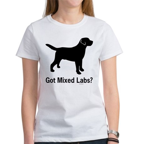 Got Mixed Labs II Women's T-Shirt