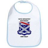18TH INFANTRY REGIMENT-FORT RILEY Bib