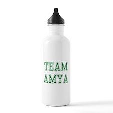 TEAM AMYA Sports Water Bottle