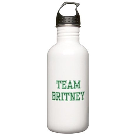 TEAM BRITNEY Stainless Water Bottle 1.0L