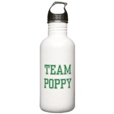 TEAM POPPY Water Bottle