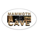 ABH Mammoth Cave Sticker (Oval)
