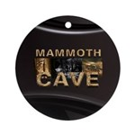 ABH Mammoth Cave Ornament (Round)