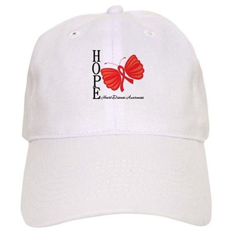 Heart Disease HopeButterfly Cap