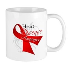 Heart Disease Survivor Deco Mug