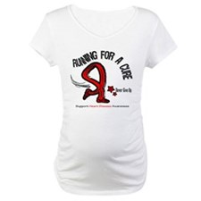 Heart Disease RunningForACure Shirt