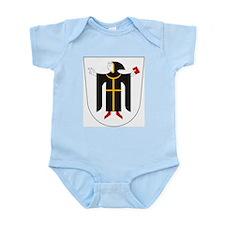 Munich Coat of Arms Infant Creeper