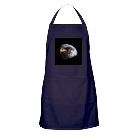 American Flag Eagle Apron (dark)