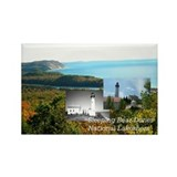 ABH Sleeping Bear Dunes Rectangle Magnet
