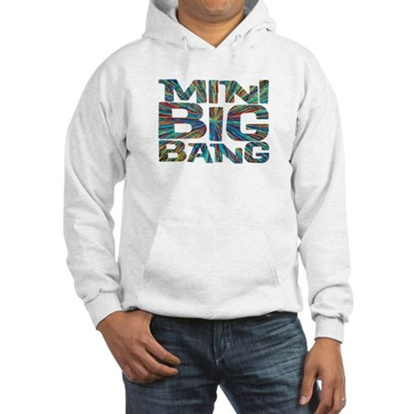 mini big bang Hooded Sweatshirt
