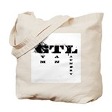 Funny In a situation Tote Bag