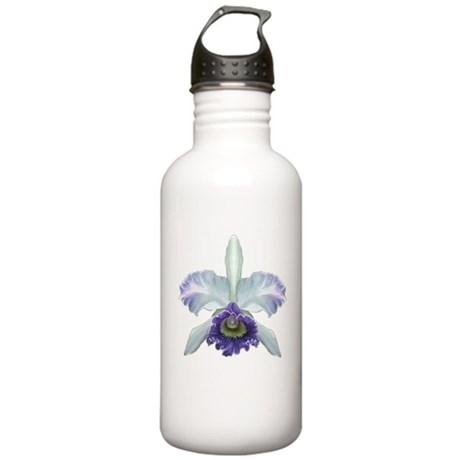 Colorful Orchids Stainless Water Bottle 1.0L