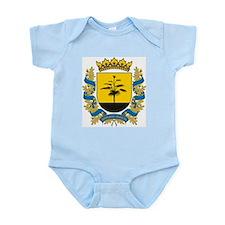 Donetsk Coat of Arms Infant Creeper