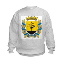 Donetsk Coat of Arms Sweatshirt