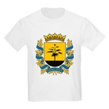 Donetsk Coat of Arms Kids T-Shirt
