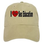 I Love Sex Education Cap