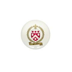 DUROSSEAU Family Crest Mini Button (100 pack)