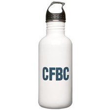 CFBC Blue Logo Water Bottle