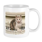 PIANO KITTY Mug