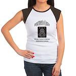 DEA Special Agent Women's Cap Sleeve T-Shirt