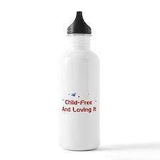 Child Free Water Bottle