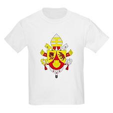 Pope Benedict XVI Kids T-Shirt
