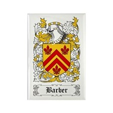 Barber Rectangle Magnet (10 pack)