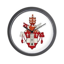 Pope John XXIII Wall Clock