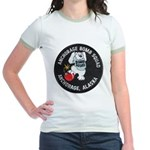 Anchorage Bomb Squad Jr. Ringer T-Shirt