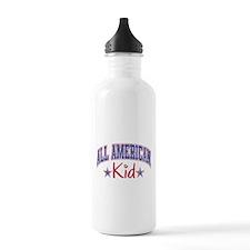 ALL AMERICAN KID Water Bottle