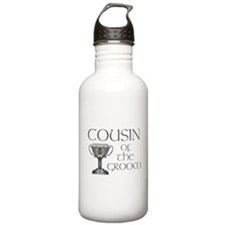 Celtic Cousin Groom Water Bottle