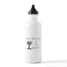 Celtic Nephew of Bride Water Bottle