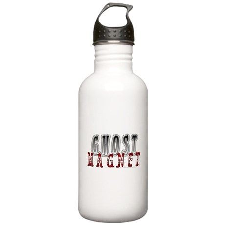 Ghost Magnet Stainless Water Bottle 1.0L