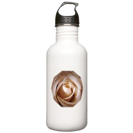 Ivory Rose Stainless Water Bottle 1.0L