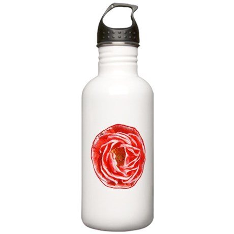 Shirley Poppy Stainless Water Bottle 1.0L