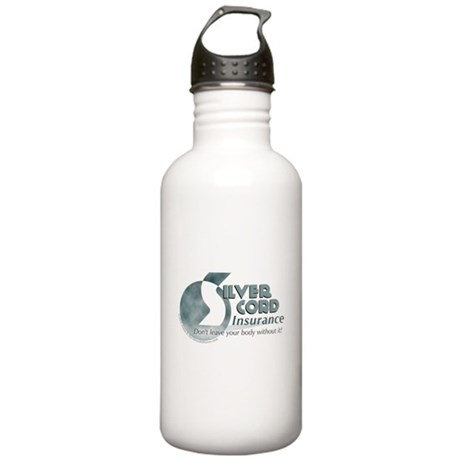 Silver Cord Insurance Stainless Water Bottle 1.0L