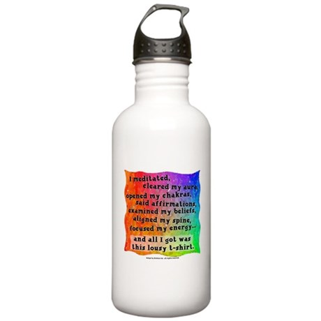 Spiritual Lousy Stainless Water Bottle 1.0L