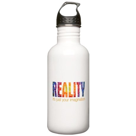 Reality Imagination Stainless Water Bottle 1.0L