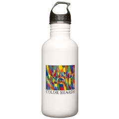 Color Shards Stainless Water Bottle 1.0L