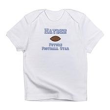 Hayden - Future Football Star Infant T-Shirt